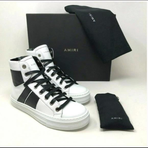 amiri high tops